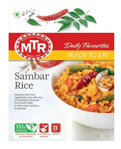 MTR Sambar Rice With Vegetables And Lentils