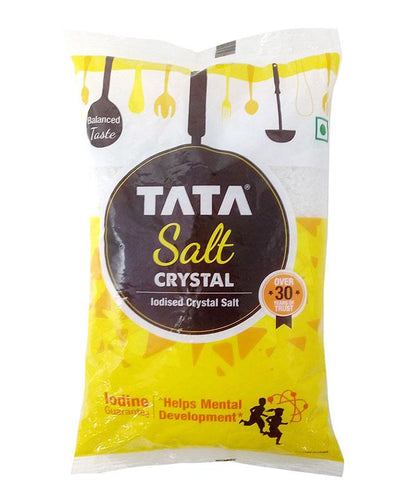 Tata Iodised Crystal Salt 1 Kg