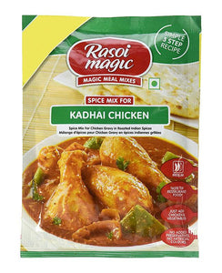 Rasoi Magic Spice Mix For Kadhai Chicken 50g