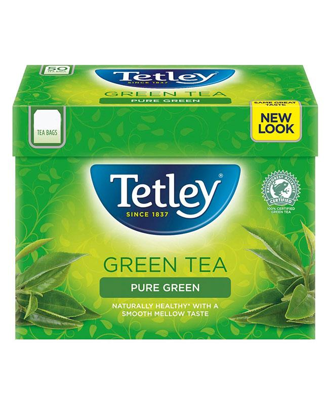 Tetley Green Tea Bags (20 Bags)