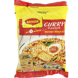 Maggi Curry Noodles 79g