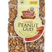 Load image into Gallery viewer, Jabson Chikki Peanut Gud