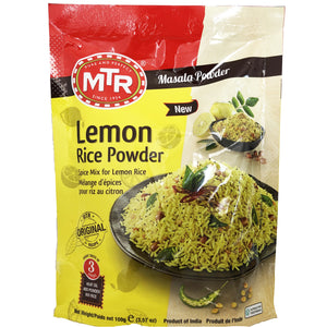MTR Lemon Rice Powder 100g