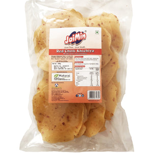 Jaimin Khichiya Red Chilli (Rice Papad)