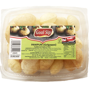 Goal Sip Panipuri 42 -45 pieces approx