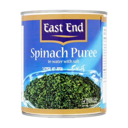 East End Spinach Puree (Saag)