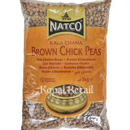 Natco Kala Chana ( Brown Chick Peas )