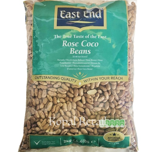 East End Rose Coco Beans