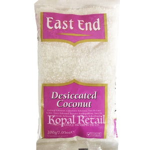 East End Desiccated Coconut Fine 200g
