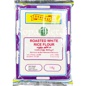 Shankar Roasted White Rice Flour 1Kg