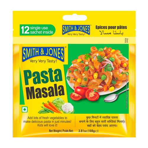 Smith & Jones Pasta Masala 108g