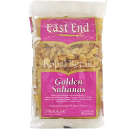 East End Golden Sultana 250g