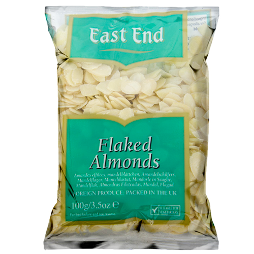 East End Flaked Almonds 100g