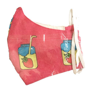 Organic Cotton Face Mask-Kids (KR020)