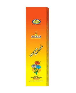 Cycle Brand Three In One (Hand Crafted Agarbathies) Incense