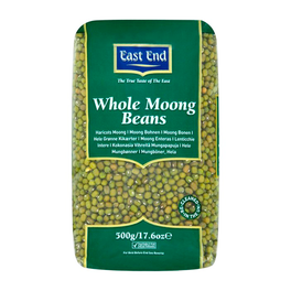 East End Moong Whole 2Kg