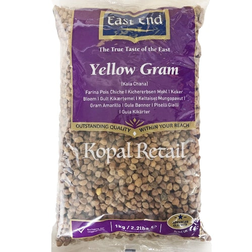 East End Kala Chana( Yellow Gram) 1Kg