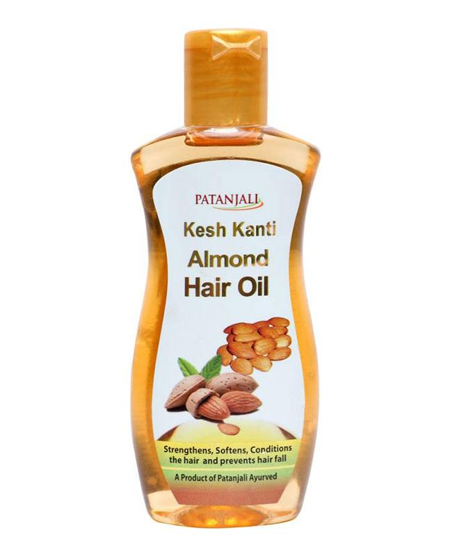 Patanjali Kesh Kanti Almond Hair Oil