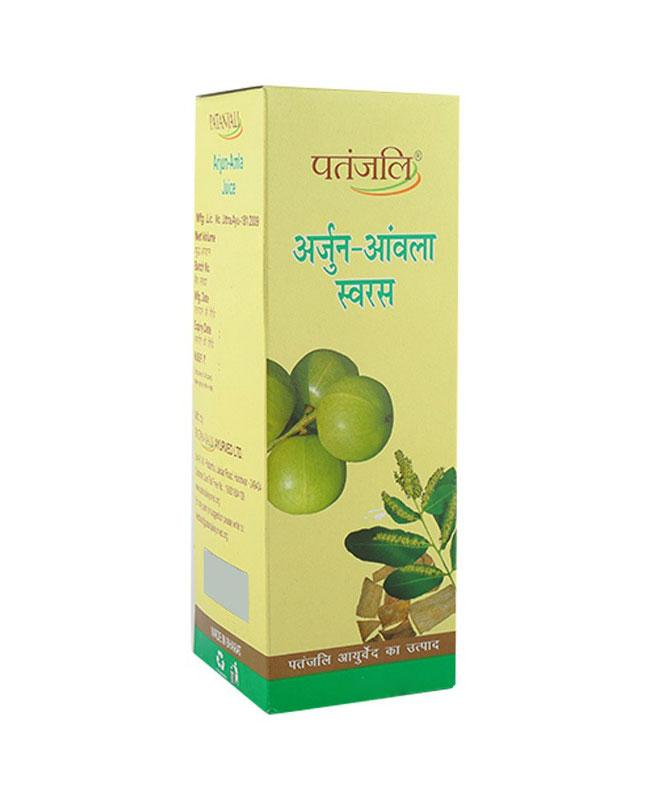 Patanjali Arjun Amla (Indian Goosberry) Juice