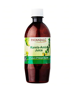 Patanjali Amla Karela (Indian Goosberry) Juice 500ml