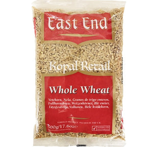 East End Whole Wheat (Kanak) 500g