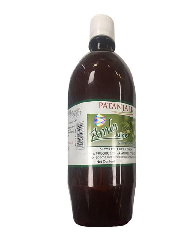 Patanjali Amla (Indian Goosberry) Juice 1ltr