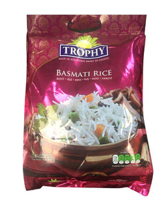 Trophy Basmati Rice- ONE PER CUSTOMER PLEASE