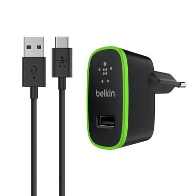 PACK CHARGEUR SECTEUR + CABLE USB VERS TYPE-C