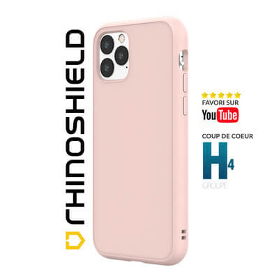 COQUE RHINOSHIELD CLASSIC ROSE IPHONE 11 PRO