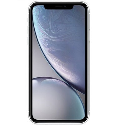 smartphone apple iphone XR blanc la vie mobile