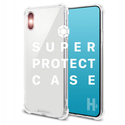 COQUE RENFORCEE TRANSPARENT HUAWEI P SMART 2019