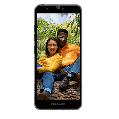 FAIRPHONE 3 NOIR