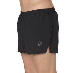 Asics Runningworks Silver Split Shorts