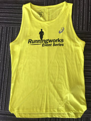 Asics Runningworks Event Series Singlet