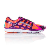 Salming Speed 5 Run Orange Womens - The Racquet Shop