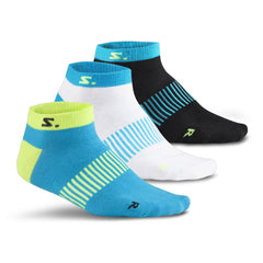 Salming Ankle Sock 3PK Mens - The Racquet Shop