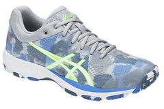 Asics Netburner Professional FF Womens Imperial/White - The Racquet Shop