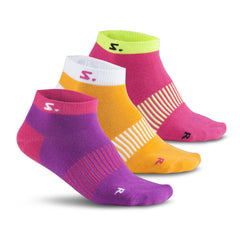 Salming Ankle Sock 3PK Womens - The Racquet Shop