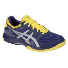 Asics Gel-Rocket 8 Mens Indigo Blue Silver - The Racquet Shop