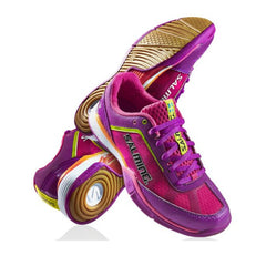 Salming Viper 2 Womens Pink Purple - The Racquet Shop