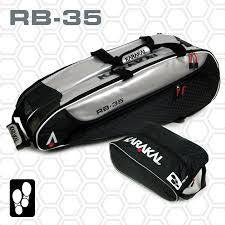 Karakal RB 35 8 Racquet Bag - The Racquet Shop