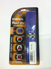 Karakal Ripple Grips - The Racquet Shop