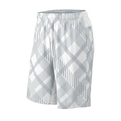 Wilson Stretch Woven 9 Short - White - The Racquet Shop