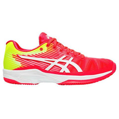 Asics Solution Speed FF Clay Womens Laser Pink White