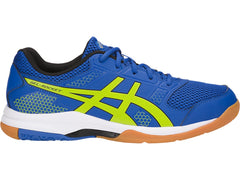 Asics GEL-Rocket 8 Imperial Sulphur Spring Silver - The Racquet Shop