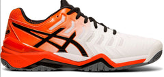 Asics Gel Resolution 7 Mens White Koi