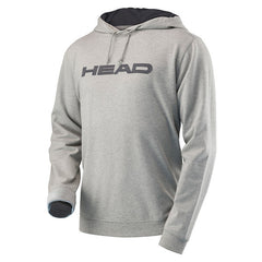 HEAD Mens Transition Byron Hoody - Grey/Anth - The Racquet Shop