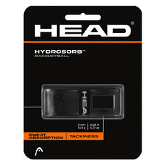 Head Hydrosorb Pro Replacement Grip Black - The Racquet Shop