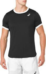 Asics Club SS Top Men's Performance Black