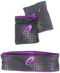 Asics PR Rev Set Head/Wristband Energy Purple - The Racquet Shop